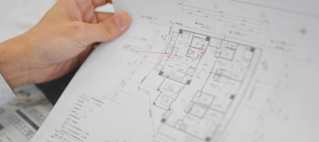 建物管理部 施工管理士